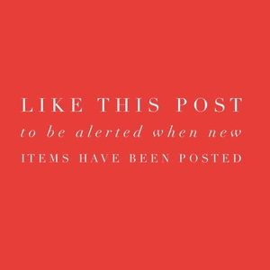 Like if You'd Like To Be Notified of New Listings